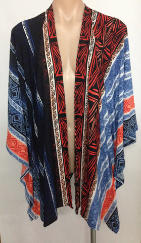 {Blue Tribal} CAPE