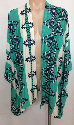 {Teal Aztec} CAPE