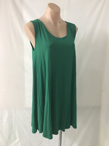 Swing Dress  {Emerald}