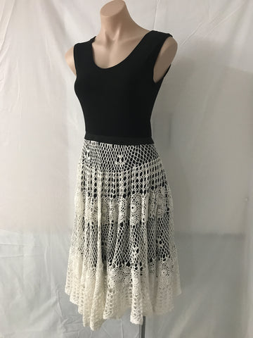 Vintage Lace Dress 4 SMALL