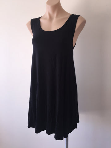 Swing Dress  {Black}