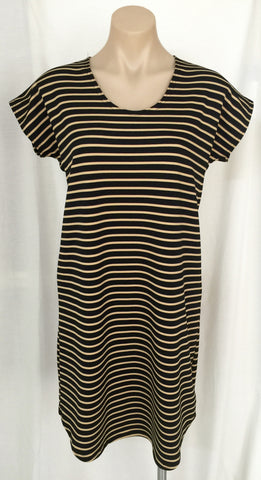 Tee Dress {Stripe} Medium Only