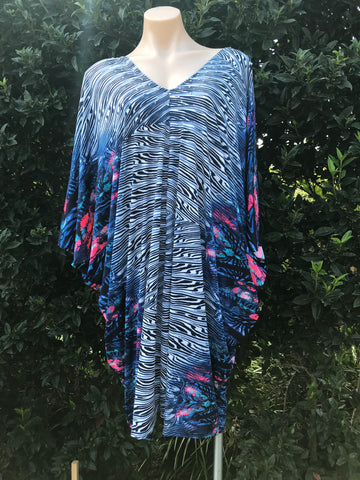 Monsoon Kaftan Dress