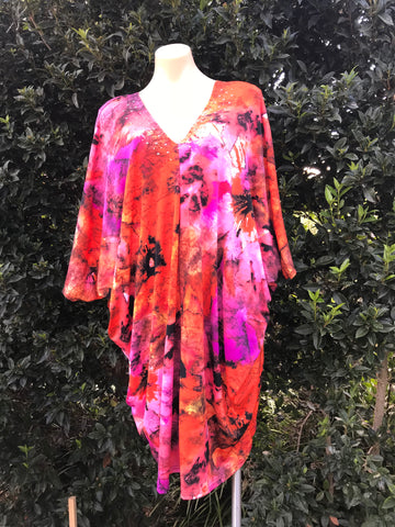 Aruba Kaftan Dress