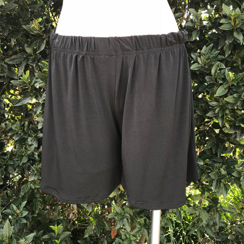 Black Swing Shorts