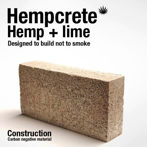 Is there anything Hempcrete can't do?