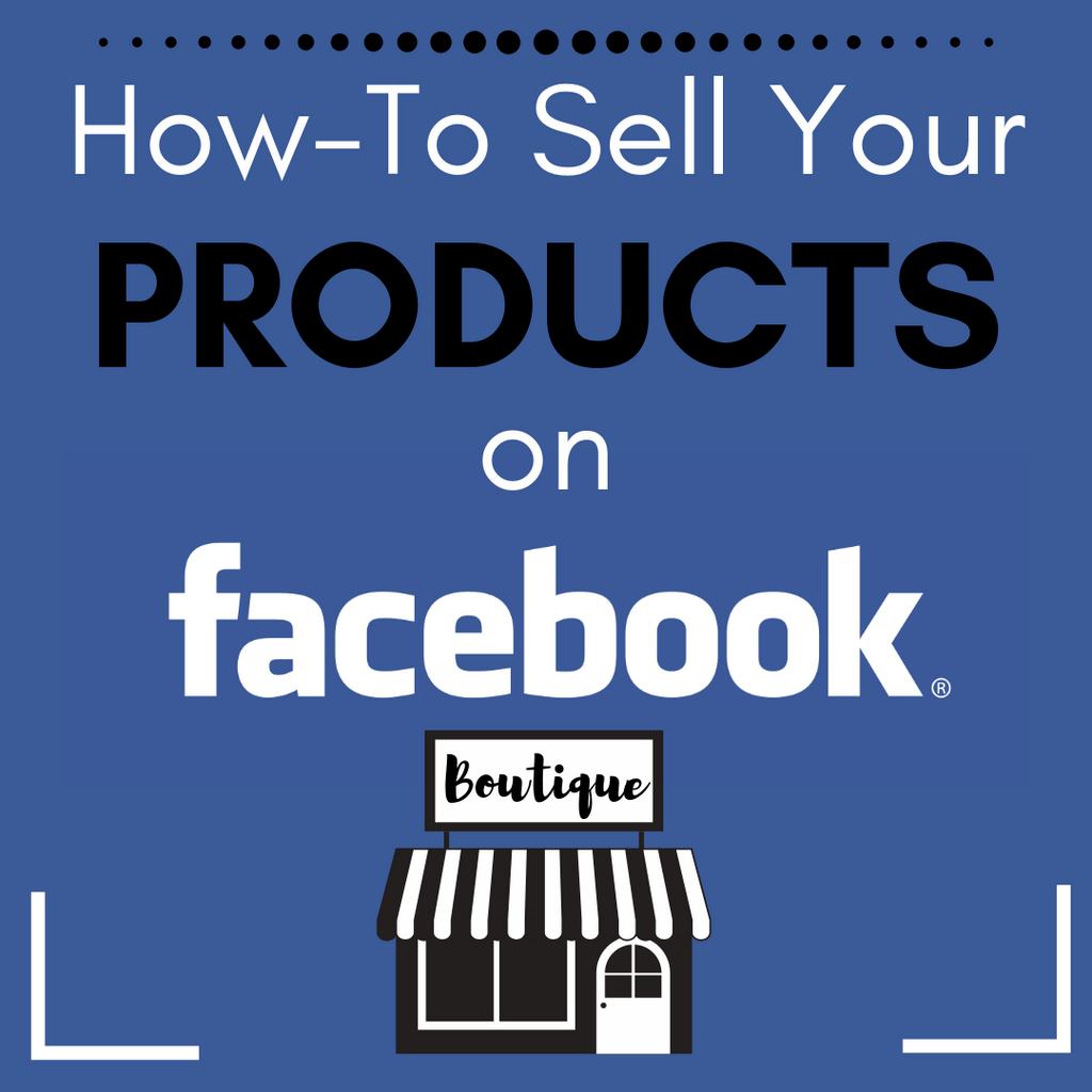 How to setup a Facebook business page using Shopify for your online store boutique e-commerce boutique business hub