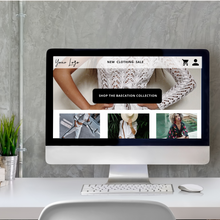 Load image into Gallery viewer, Custom Boutique Website
