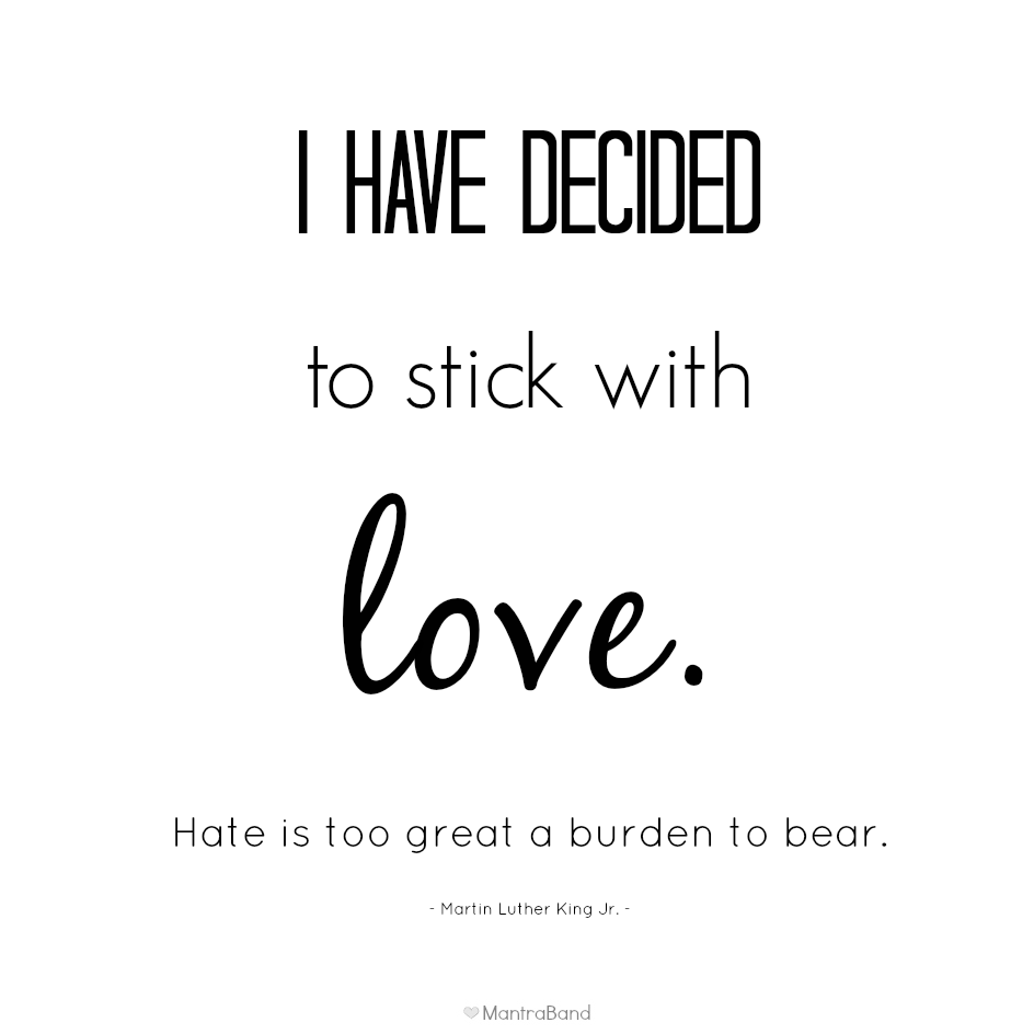 Stick With Love