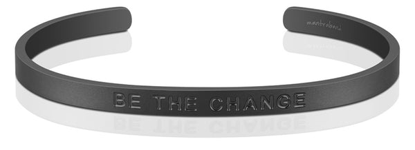 Be the Change (BOLD)