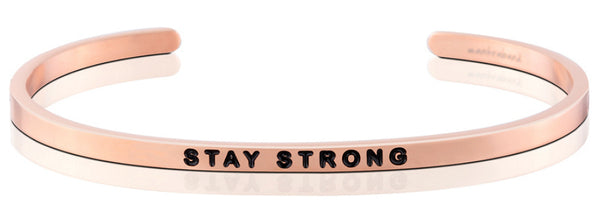 Stay Strong (The Breast Cancer Research Foundation)