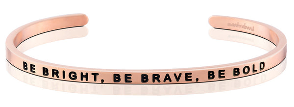 Be Bright, Be Brave, Be Bold (SAVING INNOCENCE)