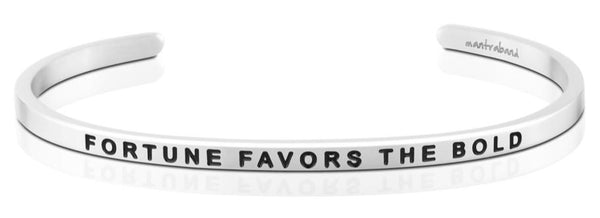 Fortune Favors The Bold - FINAL SALE