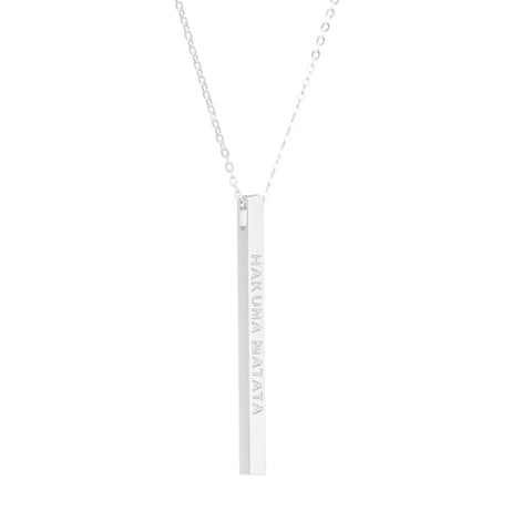 products/Hakuna_Matata-Necklace-Silver-MantraBand.jpg