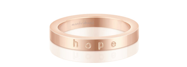 Hope (rose gold)