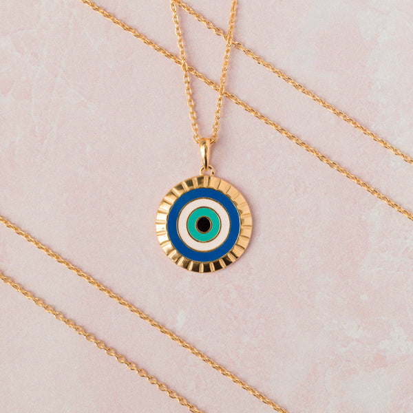 Evil Eye - I Am Supported And Protected