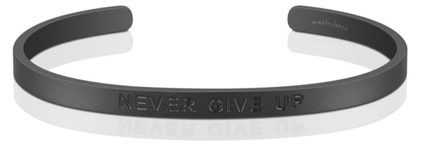 Never Give Up (BOLD)