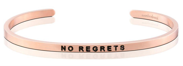 No Regrets - FINAL SALE