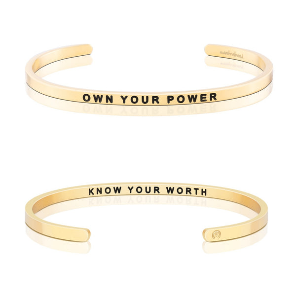 Own Your Power, Know Your Worth