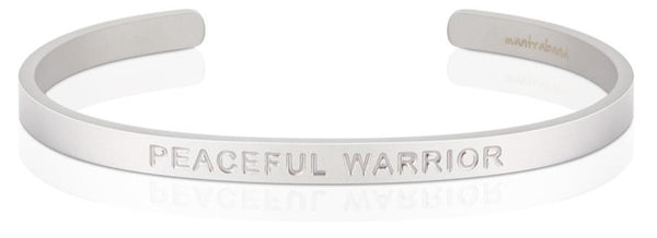 Peaceful Warrior (BOLD) - FINAL SALE