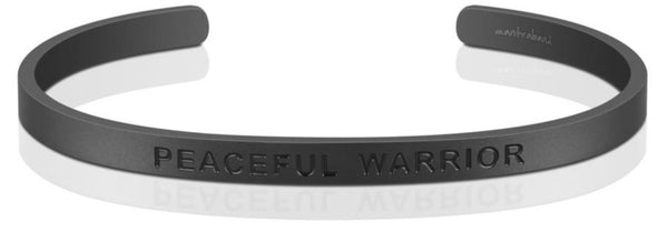 Peaceful Warrior (BOLD)