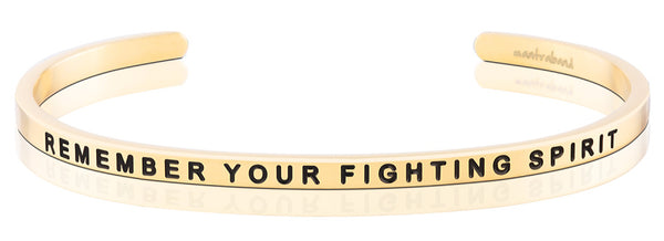 Remember Your Fighting Spirit CharityBand