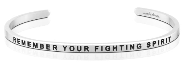 Remember Your Fighting Spirit (Wounded Warriors Family Support)