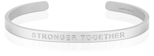 Stronger Together CharityBand (BOLD)
