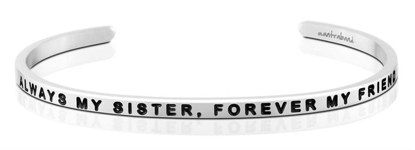 Bracelets - Always My Sister, Forever My Friend