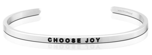 Bracelets - Choose Joy