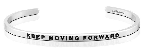 Bracelets - Keep Moving Forward