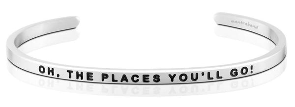 Bracelets - Oh, The Places You'll Go*