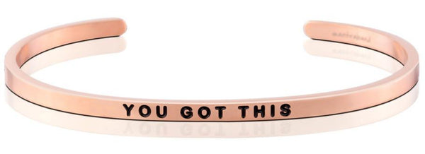 Bracelets - You Got This