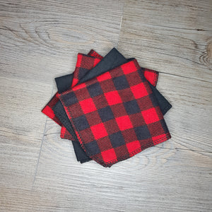 Flannel Wash Cloth
