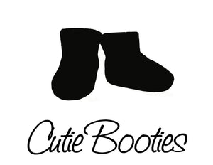 Cutie Booties, Kids (4 to 5 Years)