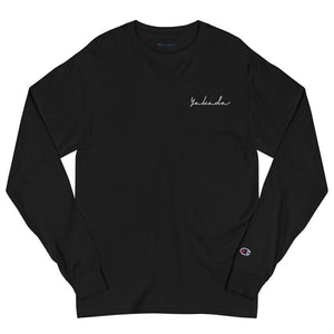 Yakada x Champion Long Sleeve Shirt