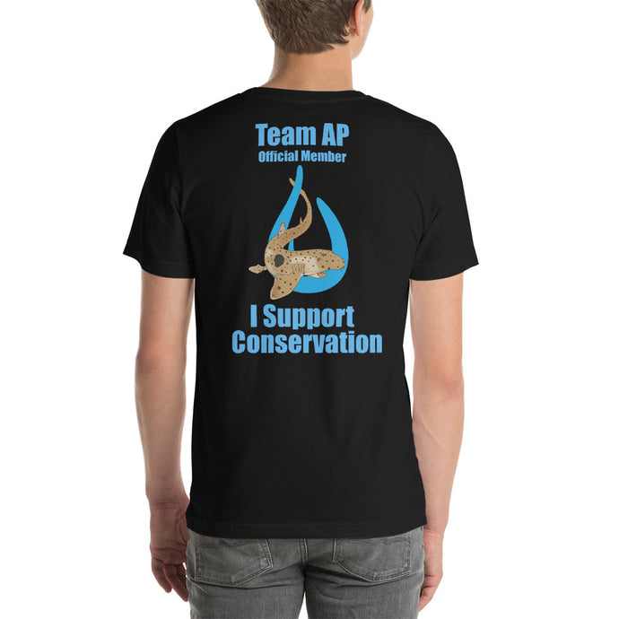 Official Team AP Member Epaulette Shark Shirt