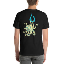Load image into Gallery viewer, Mimic and Blue Ring Octopus Shirt