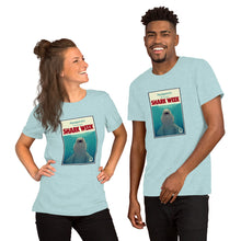 Load image into Gallery viewer, Aquapparel's (Not So Scary) Shark Week Shirt