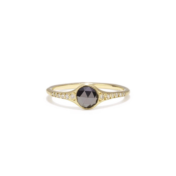black diamond florence solitaire