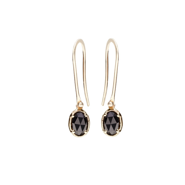 black onyx rosalind earrings