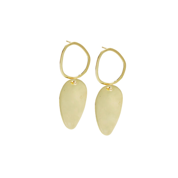 margaux drop earrings