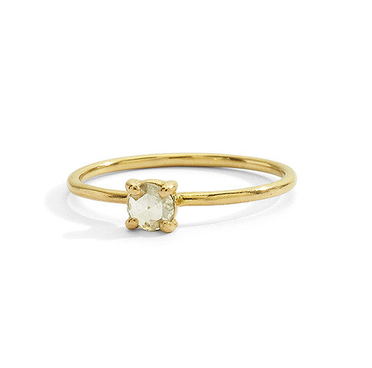 blanca monrós gómez | stacking prong solitaire