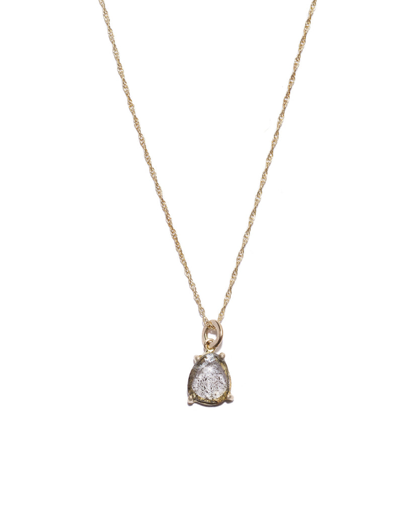 stella drop necklace