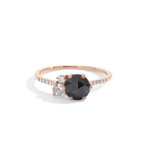 black lily ring