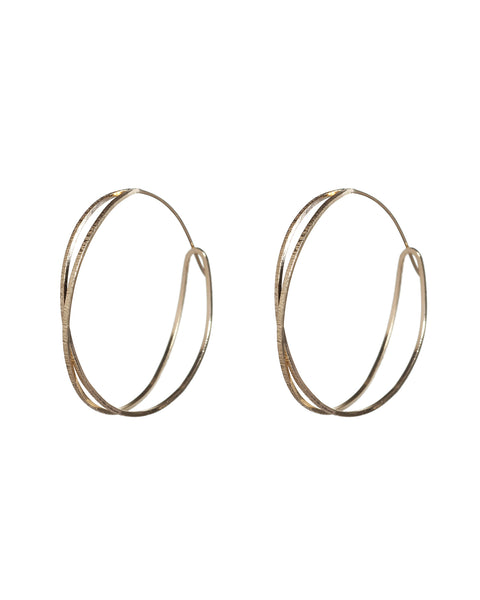 camille matte hoops