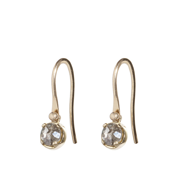 gray aurelie earrings
