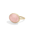 blanca monrós gómez | rose quartz claudel ring