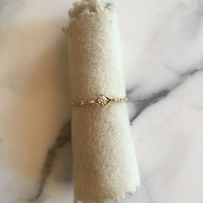 blanca monrós gómez | filigree stacking ring