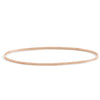 blanca monrós gómez | thin rose gold bangle
